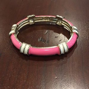 Lilly Pulitzer bamboo bracelet